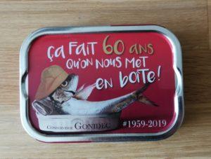 En Bretagne Chez Colette - la sardine